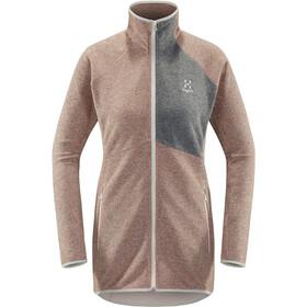 Haglöfs Nimble Jacket Dam cloudy pink/grey melange